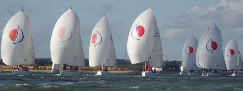 Arrow 2014 Spinakers